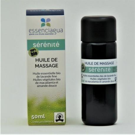 Huile de massage Sérénité
