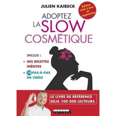 ADOPTER LA SLOW COSMETIQUE livre adoptez la slow cosmétique