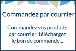 Commandez par courrier